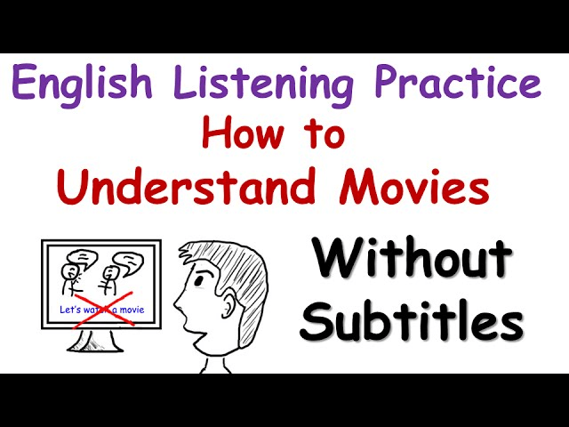 Watch movies in English