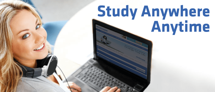 Why should you take an online class at this time